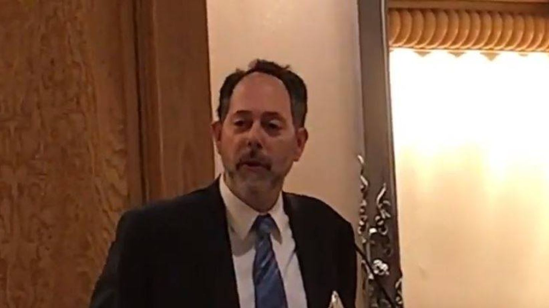 Mark Perlin, fundador de True Allele (YouTube)