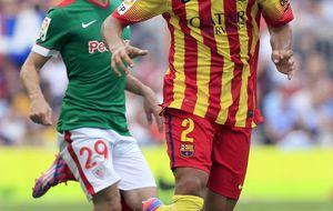 Montoya ha pedido irse del Barcelona, harto del ninguneo al que le somete Luis Enrique