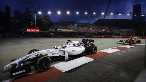 Williams no le quita el ojo de encima a Ferrari