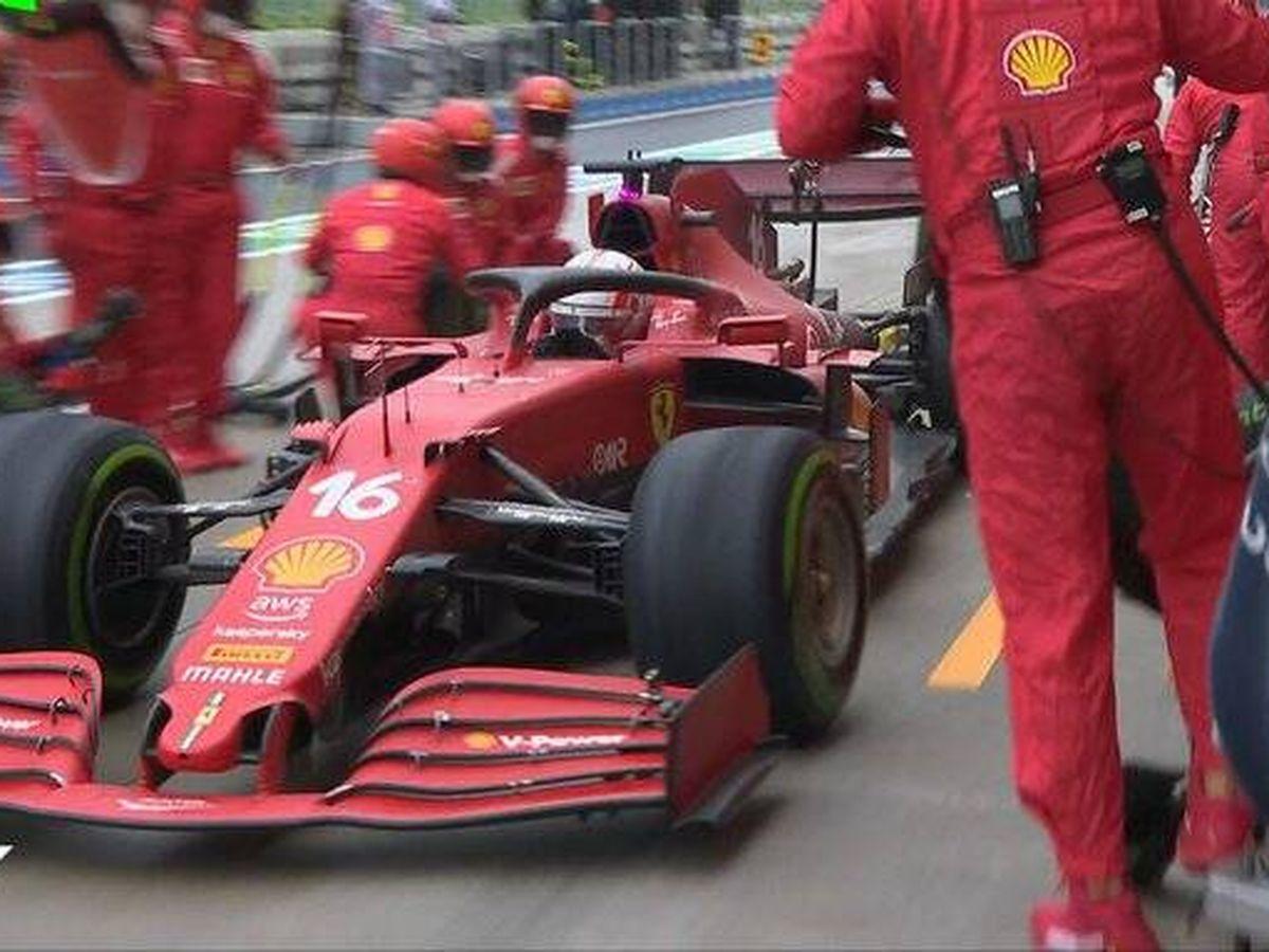 Foto: Desde el GP de Bélgica, la FIA ha logrado ralentizar las paradas en boxes. (Reuters)