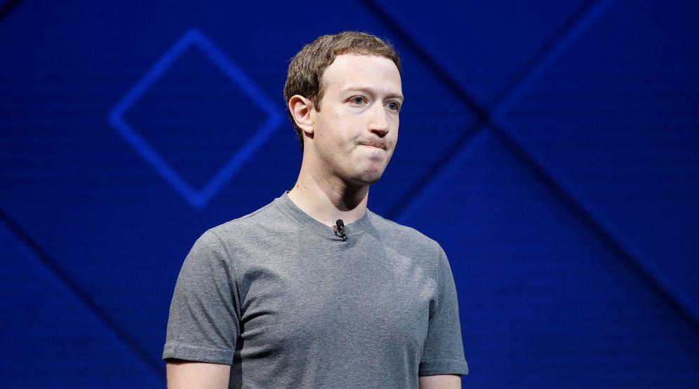 Foto: Mark Zuckerberg, fundador y CEO de Facebook. (Reuters)