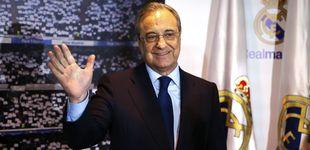 Post de Florentino Pérez busca gangas en el mercado: un delantero y un lateral