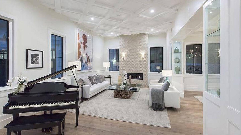 El piano, que no falte. (TheMLS.com)