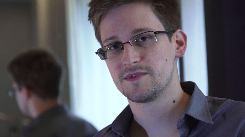 El antiguo analista de la NSA Edward Snowden. (THE GUARDIAN GLENN GREENWALD LAURA POITRAS)