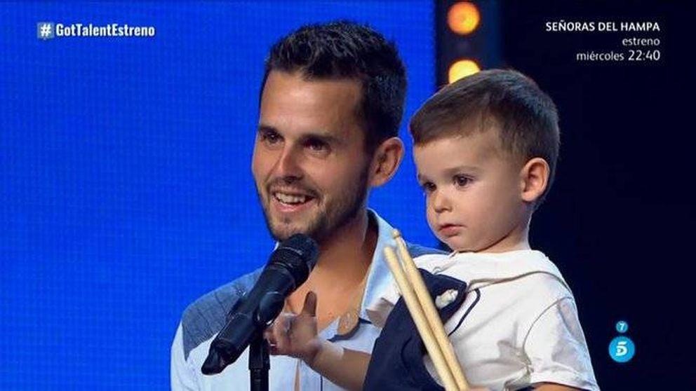 Hugo Molina, el concursante más joven de 'Got Talent', deja flipando al jurado