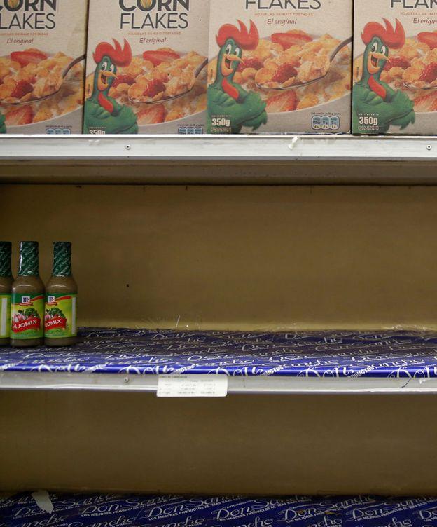 Foto: Cajas de cereales de Kellogg en una tienda en Caracas, Venezuela. (Reuters)