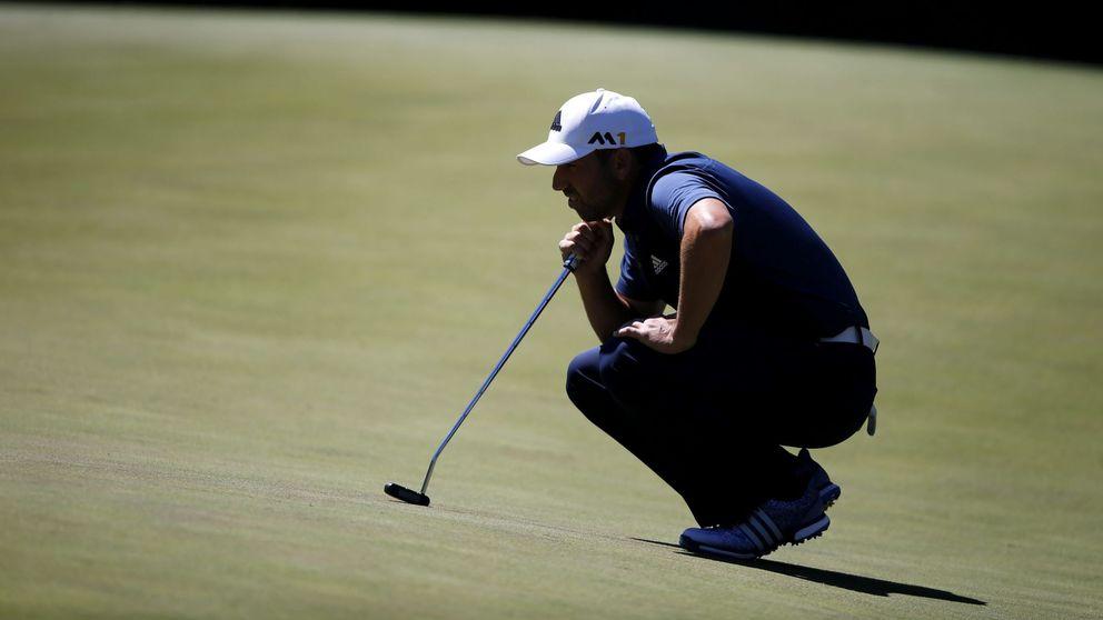 Pura angustia en la segunda jornada de bocas secas en el Masters de Augusta