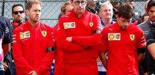 Post de ¿Terminará la temporada? El peligro para Sebastian Vettel de achicharrarse en Ferrari