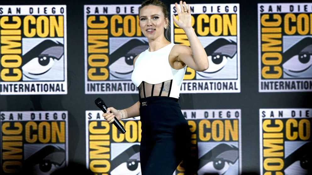 De Scarlett Johansson a Angelina Jolie: los looks vistos en Comic-Con
