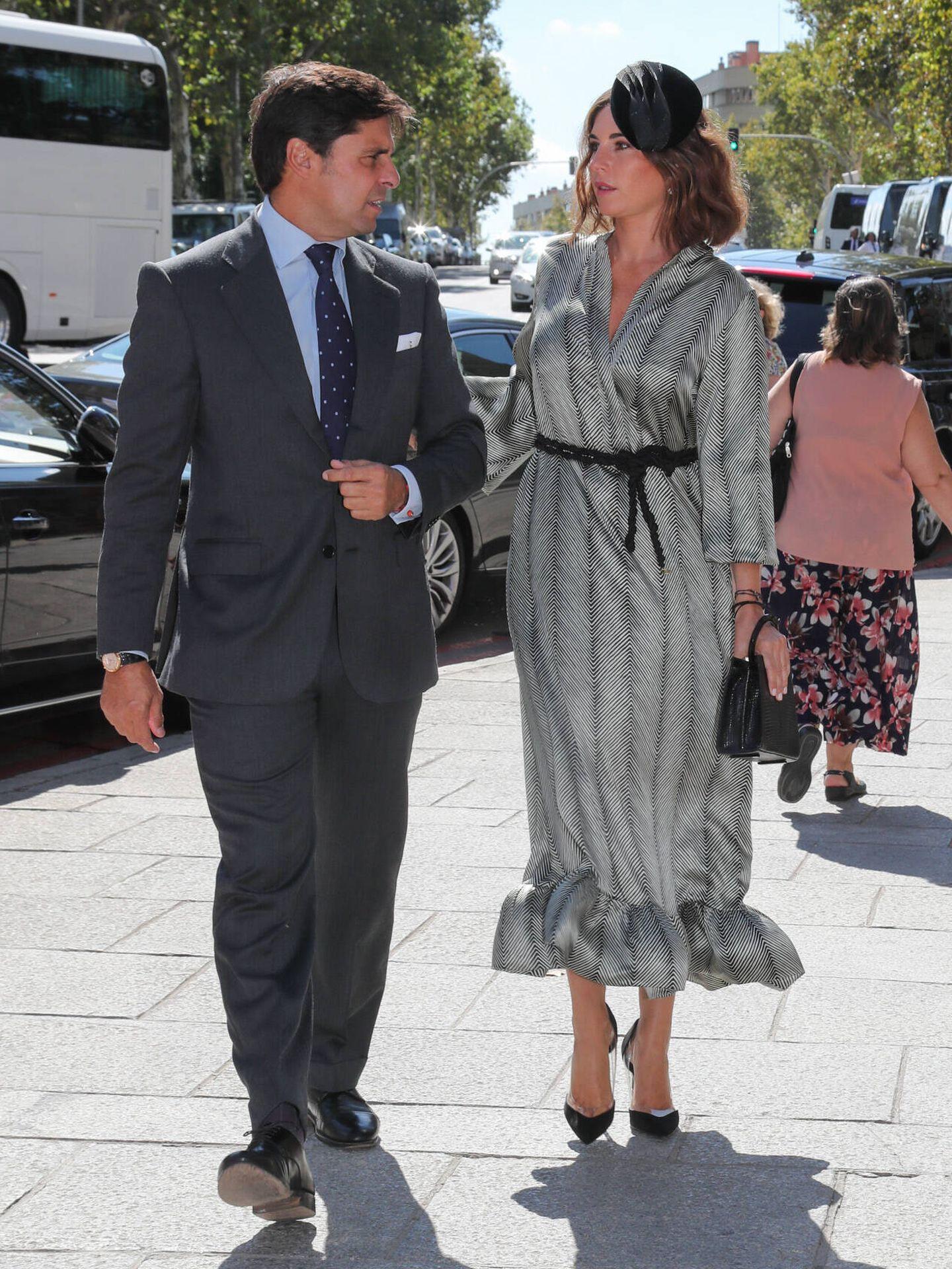 Francisco Rivera y Lourdes Montes. (Gtres)
