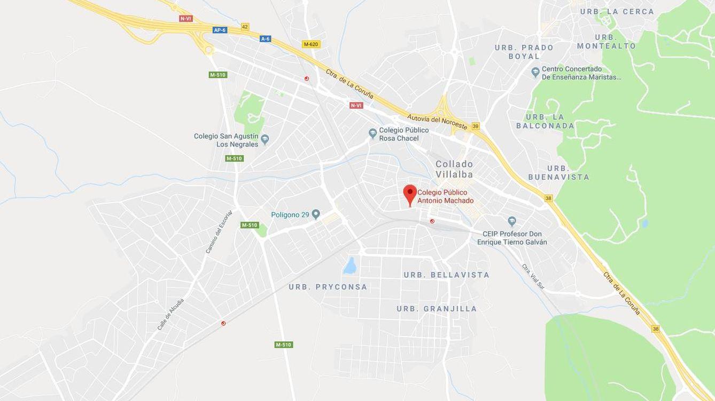 Un hombre roba un coche con dos niños y los abandona en distintos puntos de Madrid