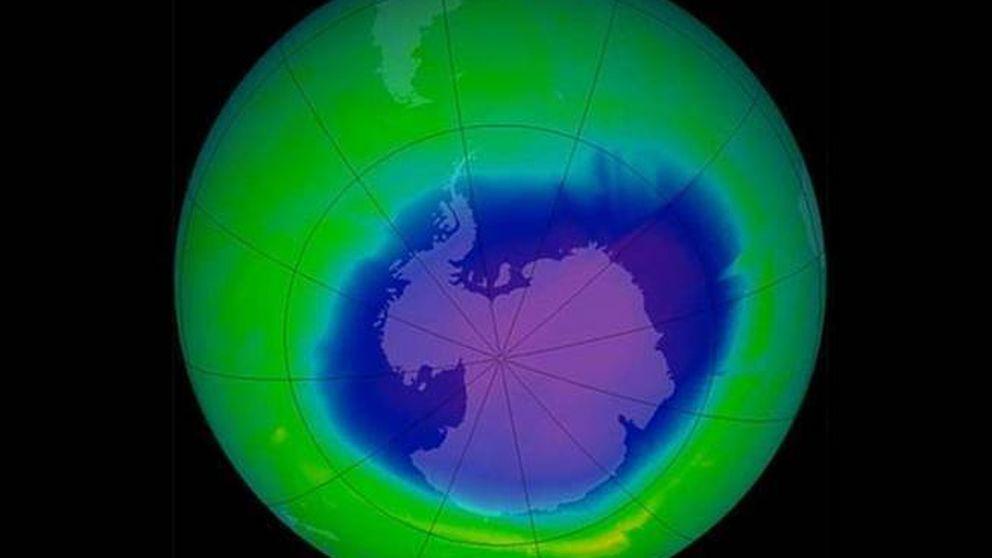 El agujero en la capa de ozono remite: así se ha logrado ganar la batalla a los aerosoles