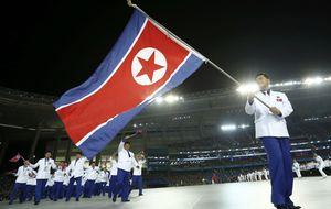 Kim Jong-un 'invade' el Sur con una tropa de atletas para dar gloria a Corea del Norte