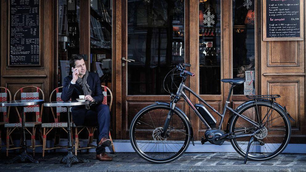 Los 'e-Bikes', la nueva apuesta de Peugeot