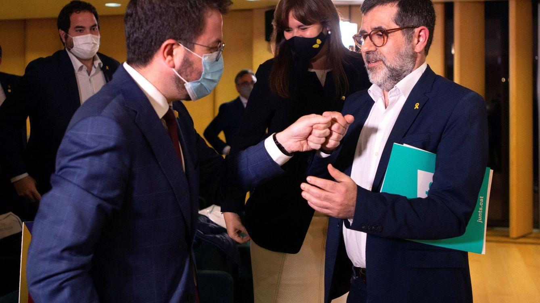 Cargos públicos de JxCAT vinculan seguir en la Generalitat al éxito en la municipales