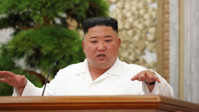 Kim Jong-un. (Reuters)