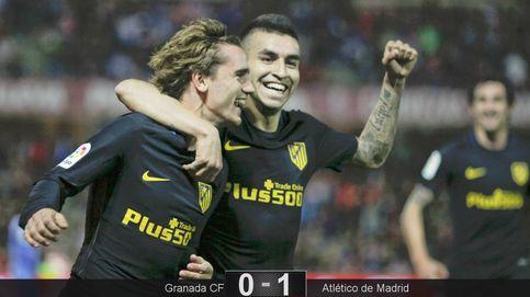 Griezmann rescata dos puntos y le da al Atlético calma para pensar en Europa