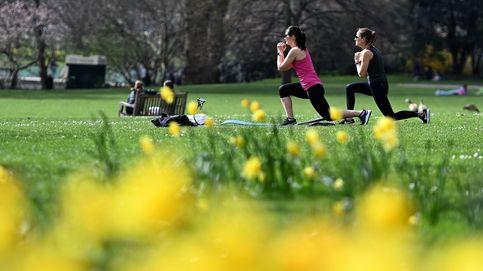 Inglaterra suaviza sus medidas y vuelve a permitir reuniones y deporte al aire libre