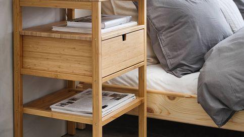 Con estas mesitas de noche de Ikea lo tendrás todo en orden y con estilo
