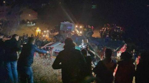 Al menos 13 muertos en un accidente de autobús cerca de Skopje