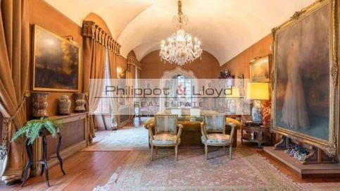 Las imágenes de Casa Cornide, la propiedad que los Franco intentaron vender antes de que se la reclamaran
