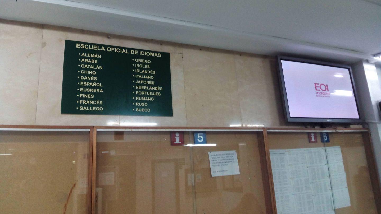 Los idiomas que se imparten en la escuela Jesús Maestro.
