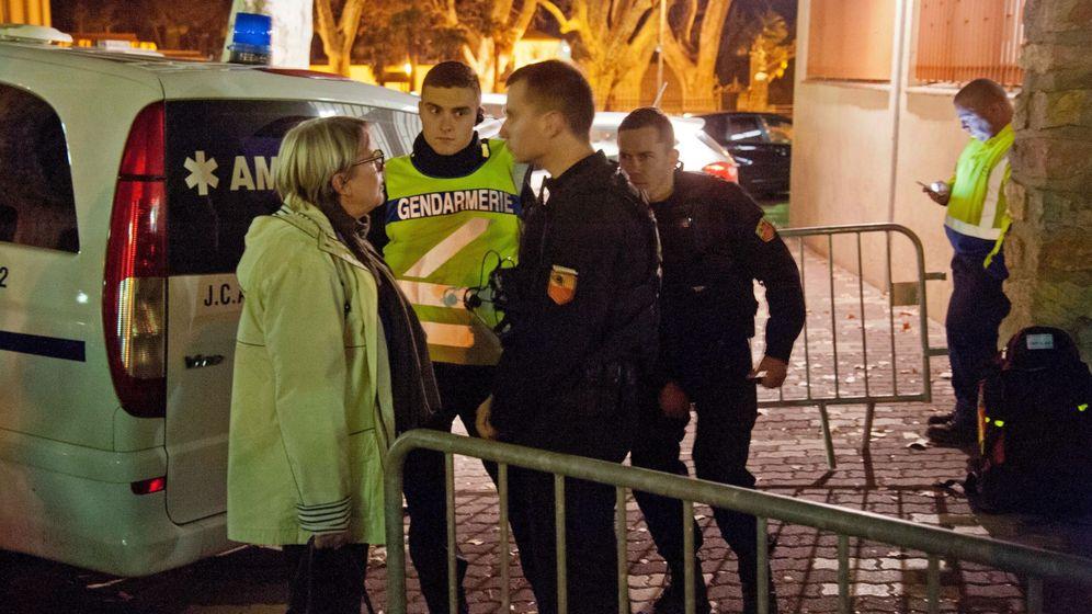 Foto: La policía francesa encontró las pruebas para descartar el accidente (EFE/Robin Townsend)