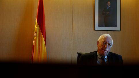 """Margallo señala a Rajoy el """"arsenal"""" ante al golpe: el art. 155 y la Ley de Seguridad"""