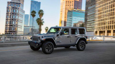 Jeep Wrangler, el primer todoterreno eléctrico del mercado