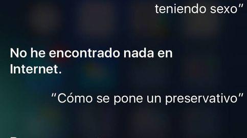 Nunca hagas preguntas sobre salud sexual al asistente de Apple: Siri es mala en la cama