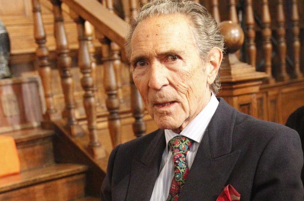 Antonio Gala se recupera de una recaída en su enfermedad