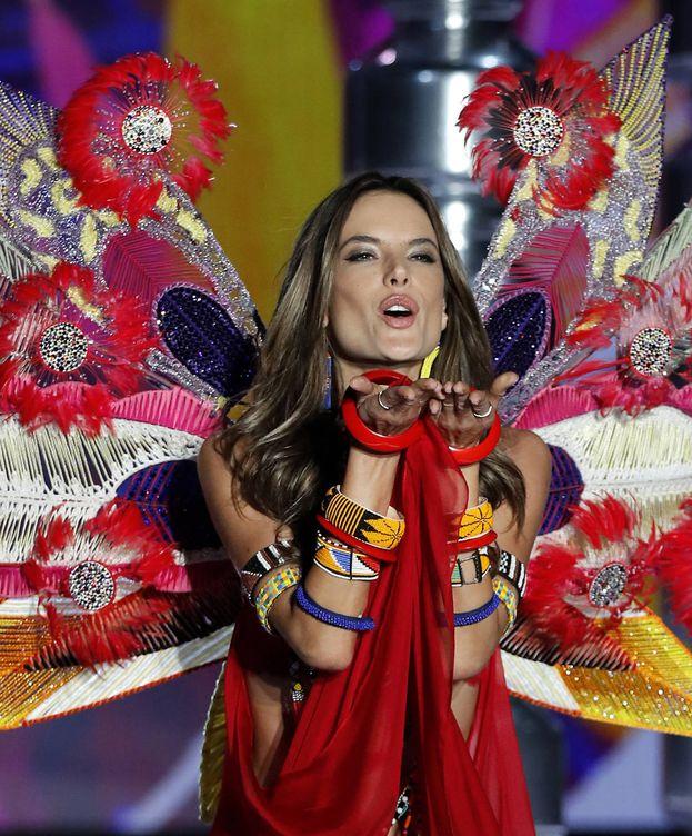 Foto: La modelo Alessandra Ambrosio en una imagen de archivo. (Gtres)