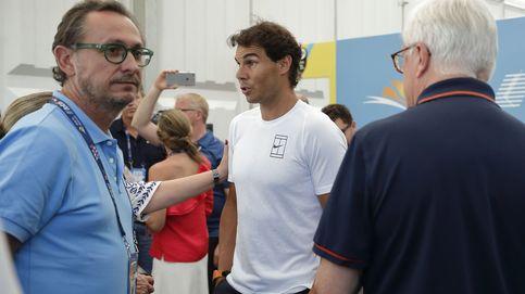 La lesión de Nadal le obliga a perderse también Indian Wells y Miami
