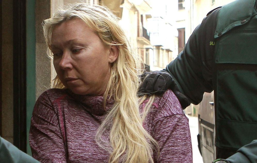 Foto: La mujer detenida. (EFE)