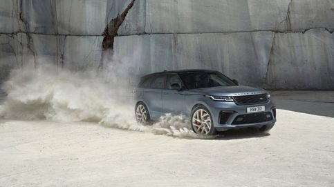 Por qué el Range Rover Velar es un todoterreno tan lujoso y vanguardista