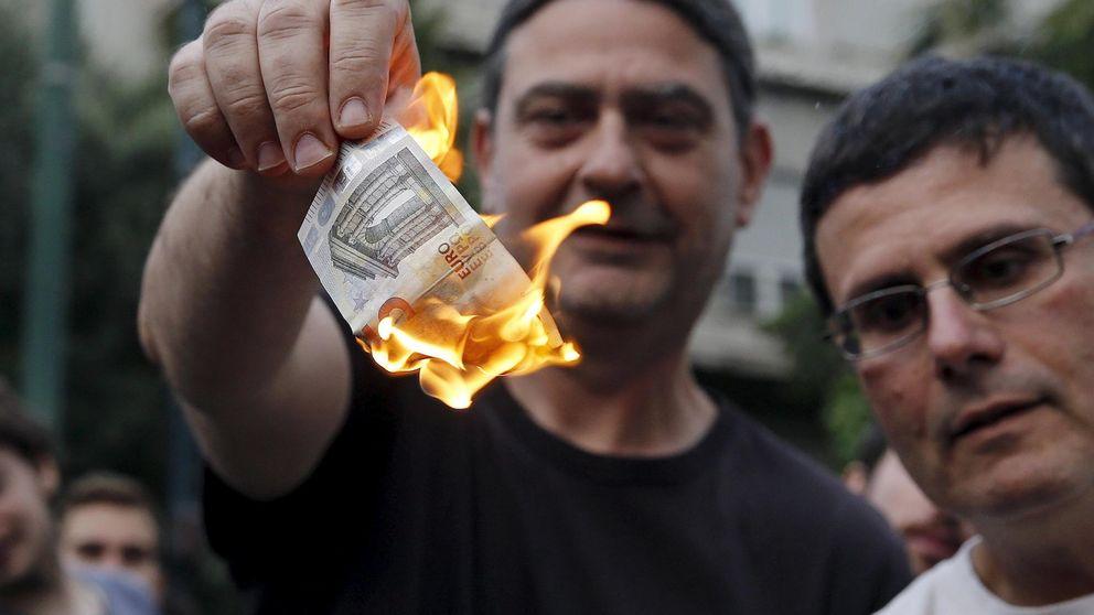 Los mercados tiemblan ante un lunes negro por el inminente impago griego