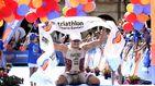 Muere el triatleta Diego Paredes a los 42 años