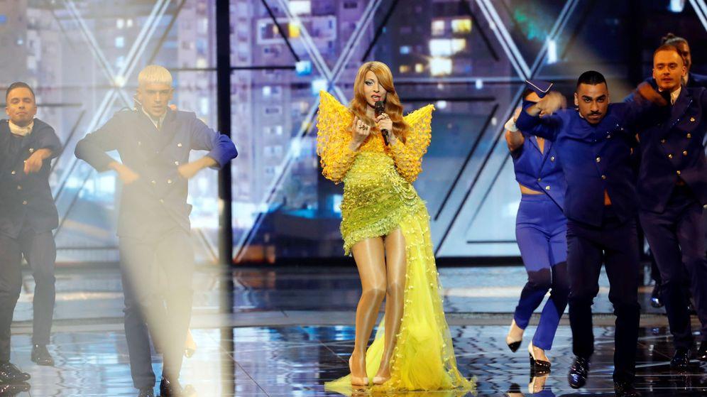 Foto: Dana International ha abierto el Festival de Eurovisión 2019. (Reuters)