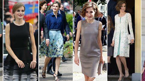La Reina Letizia estrena 130.500 euros en ropa y joyas en 2015