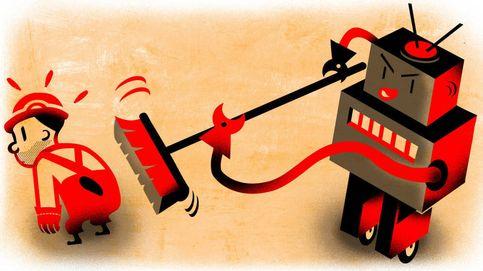 Personas vs Máquinas: Mi trabajo desaparecerá en ocho años
