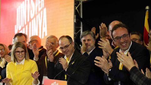 "Turull: ""Hola Soraya, el Gobierno Puigdemont ha ganado"""