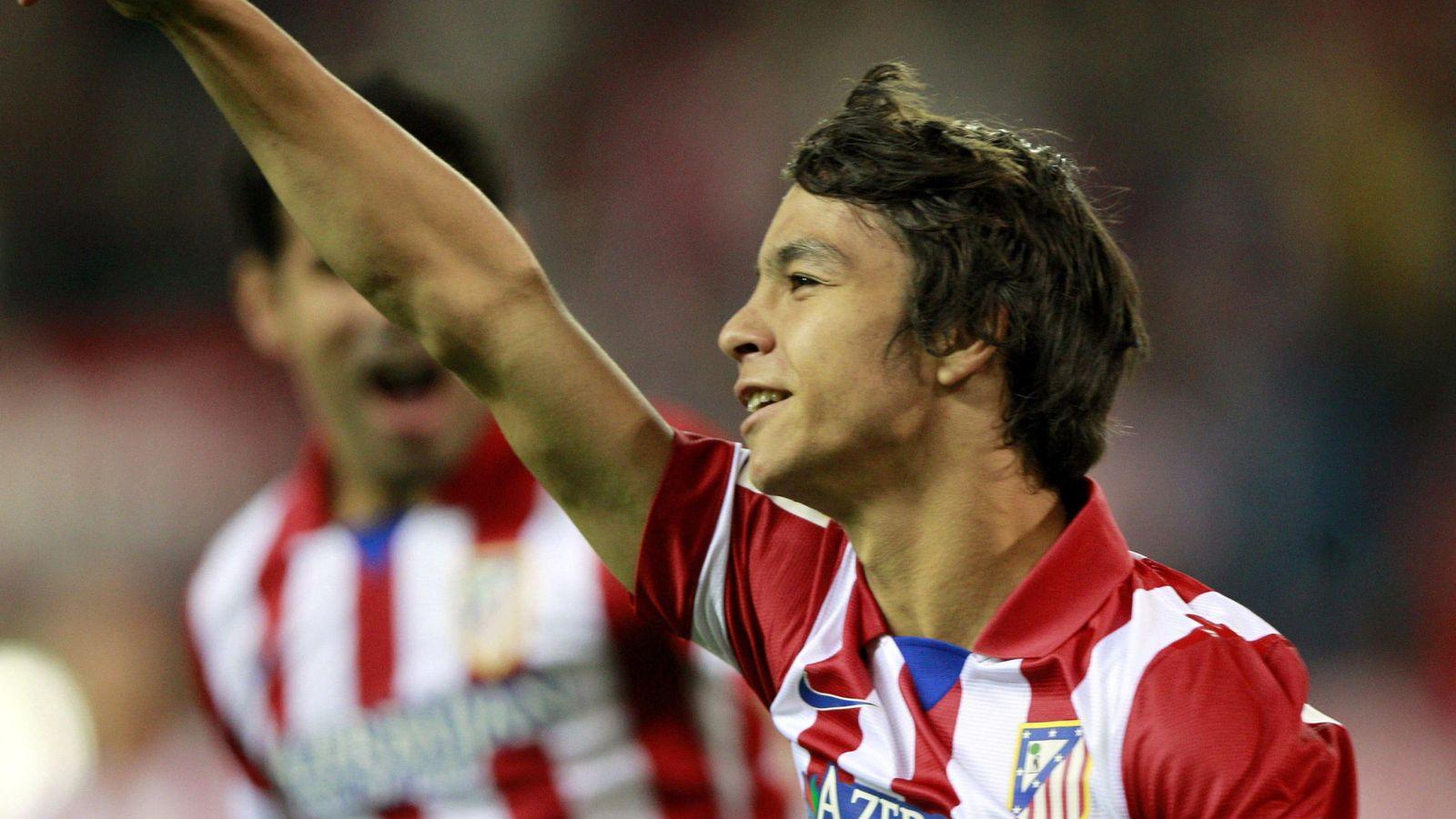 Foto: Óliver regresará al Atlético de Madrid la próxima temporada.