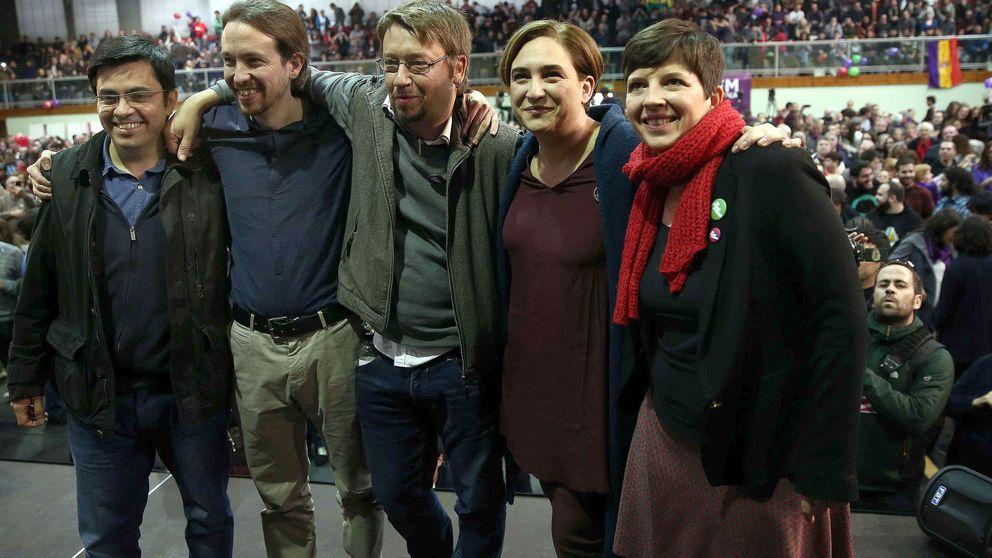 """En Comú Podem destaca la proyección política de Ada Colau """"más allá de Barcelona"""""""