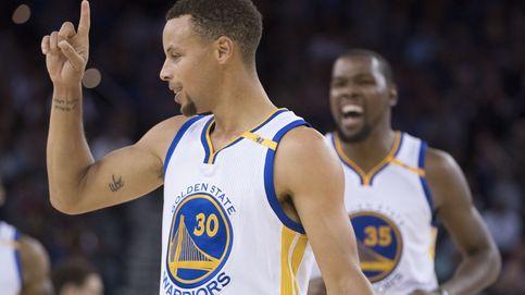 Curry es eterno: 13 triples en un partido para destrozar la historia de la NBA
