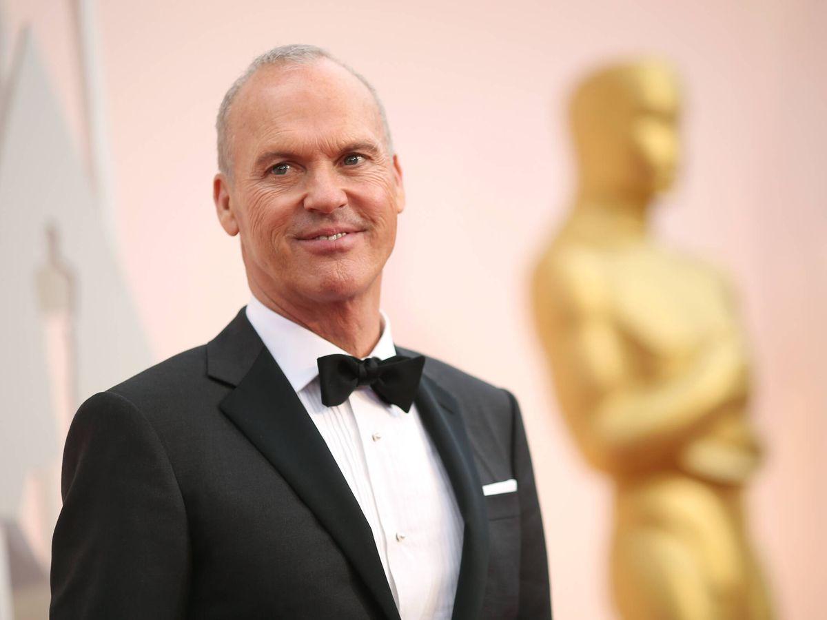 Foto: Michael Keaton cumple 70 años en uno de los mejores momentos de su carrera. (Getty)