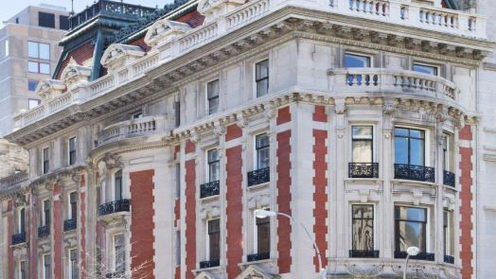 Así es la mansión que Carlos Slim vende en Nueva York por 71 millones de euros