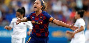 Post de La goleada del Barcelona al Tacón (Real Madrid) en su debut en la liga femenina