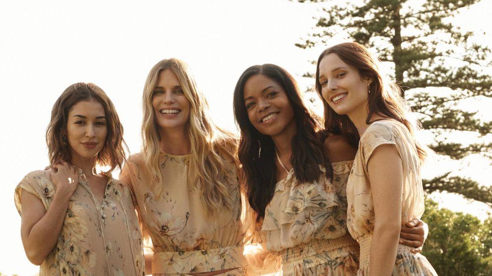 Foto: En H&M puedes encontrar cientos de vestidos boho como este. (Cortesía)