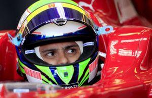 """Felipe Massa: """"Soy un afortunado por estar vivo"""""""
