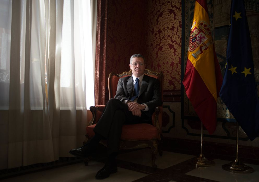 Foto: Alberto Ruiz-Gallardón. (Foto: Pablo López Learte)